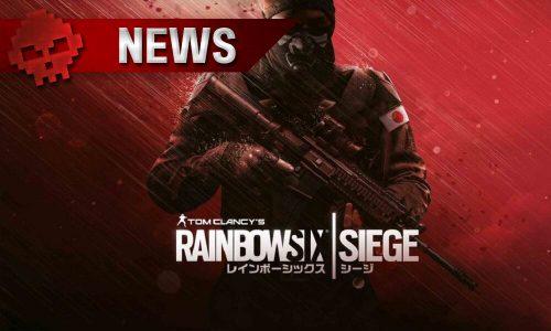 Rainbow Six Siege - L'agent Hibana - WarLegend