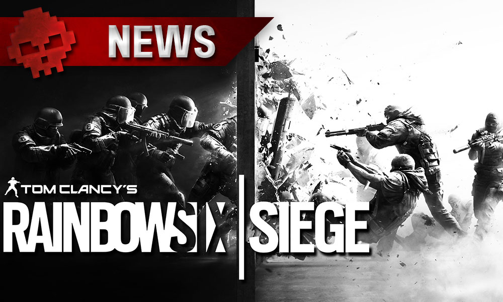 Vignette news Rainbow Six Siege