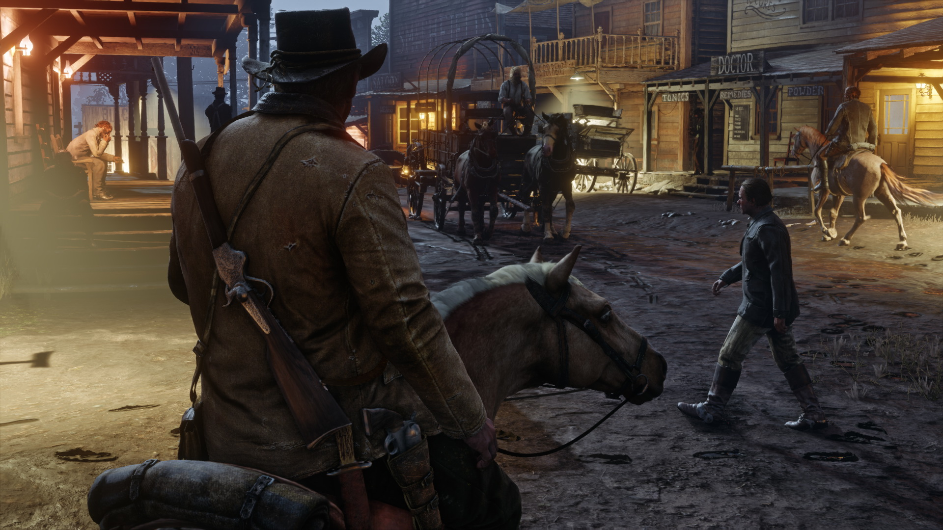 A n'en pas douter, Red Dead Redemption 2 sera une des grosse sortie de l'année