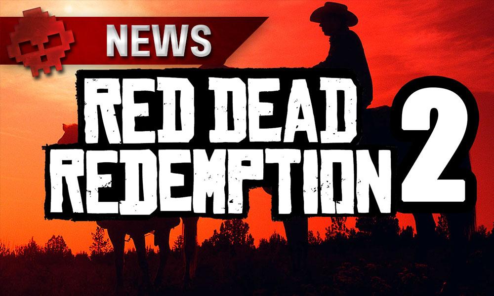 Red Dead Redemption 2 - Repoussé à 2018 avec quelques images en compensation
