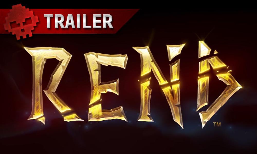 Rend - Des anciens de Blizzard annoncent leur jeu en grande pompes Logo