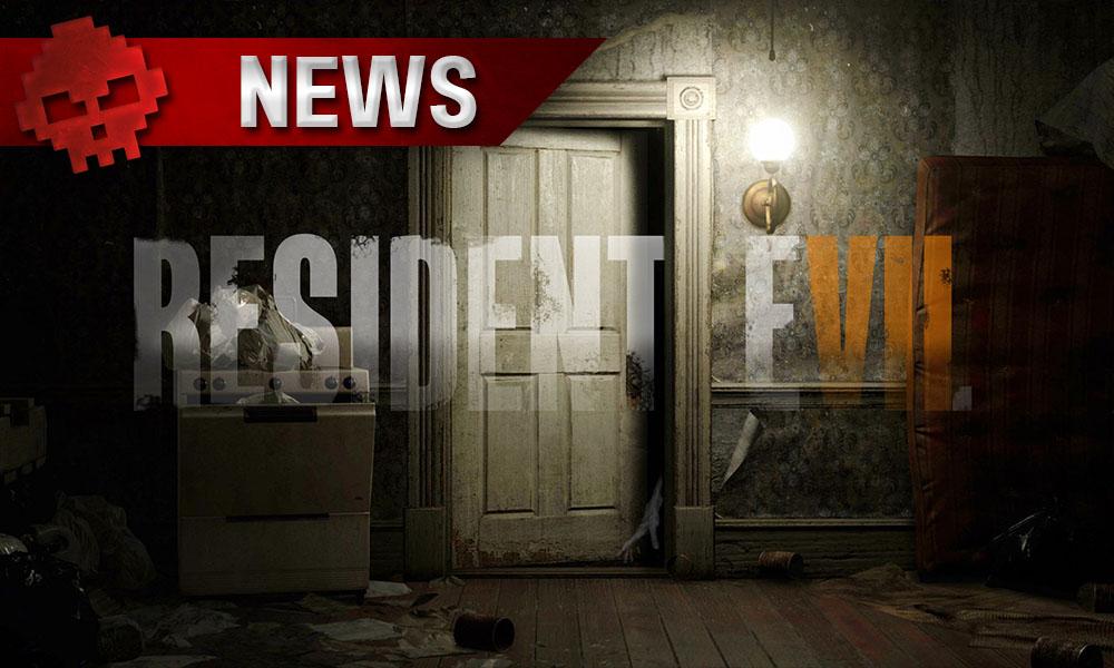 Resident Evil 7 - Capcom explique pourquoi Chris Redfield a une autre apparence Porte légèrement ouverte