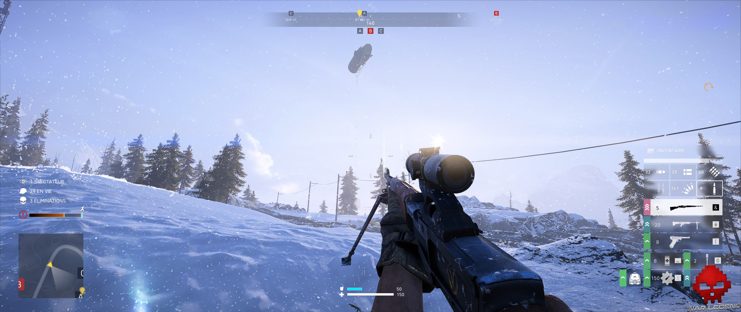 Retest battlefield V point à capturer