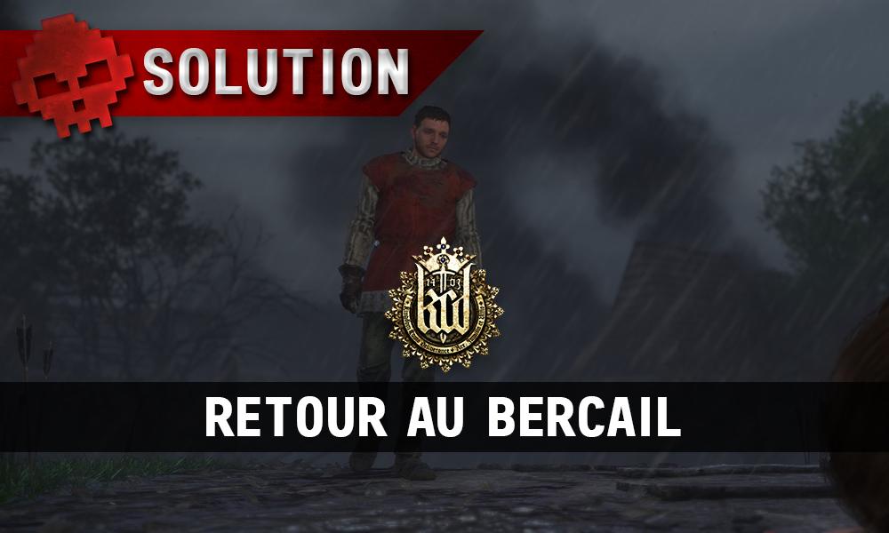 Retour au bercail Kingdom Come vignette
