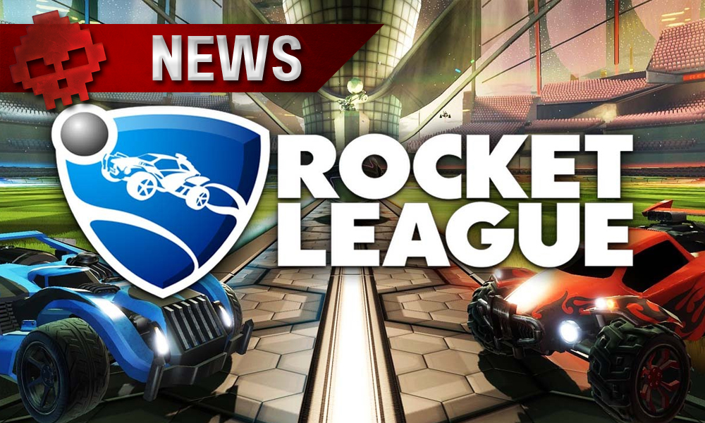 Rocket League - Coup d'envoi