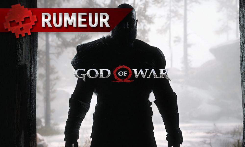 Rumeur DLC god of war vignette