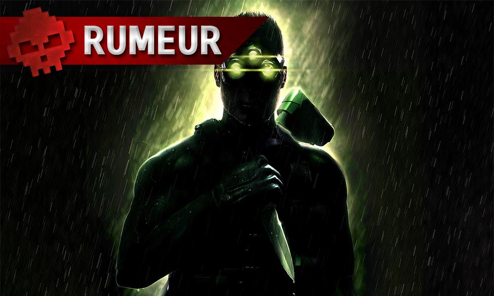 Rumeur Splinter Cell