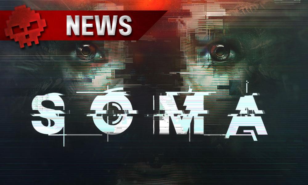 SOMA - Expérimentez la peur avec l'Eye-tracker Tobii - Logo et regard troublant