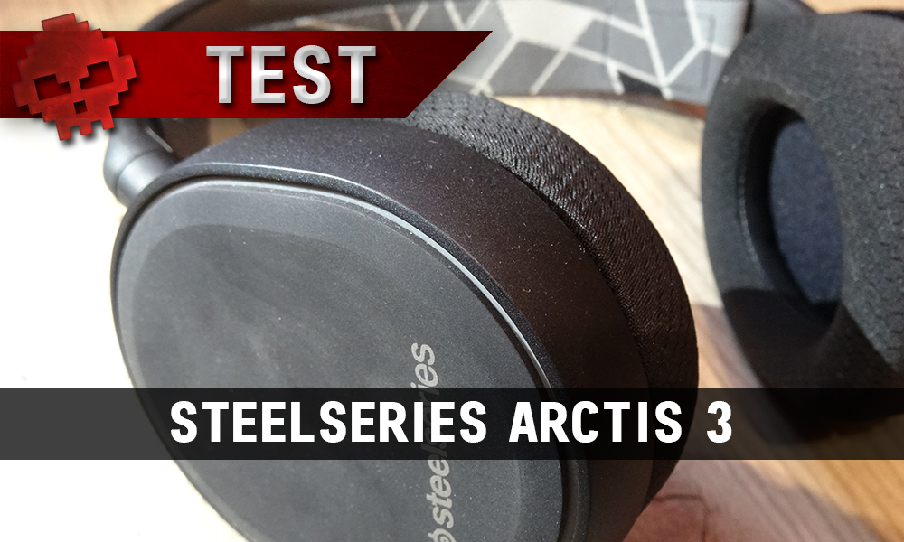 Test SteelSeries Arctis 3 vignette