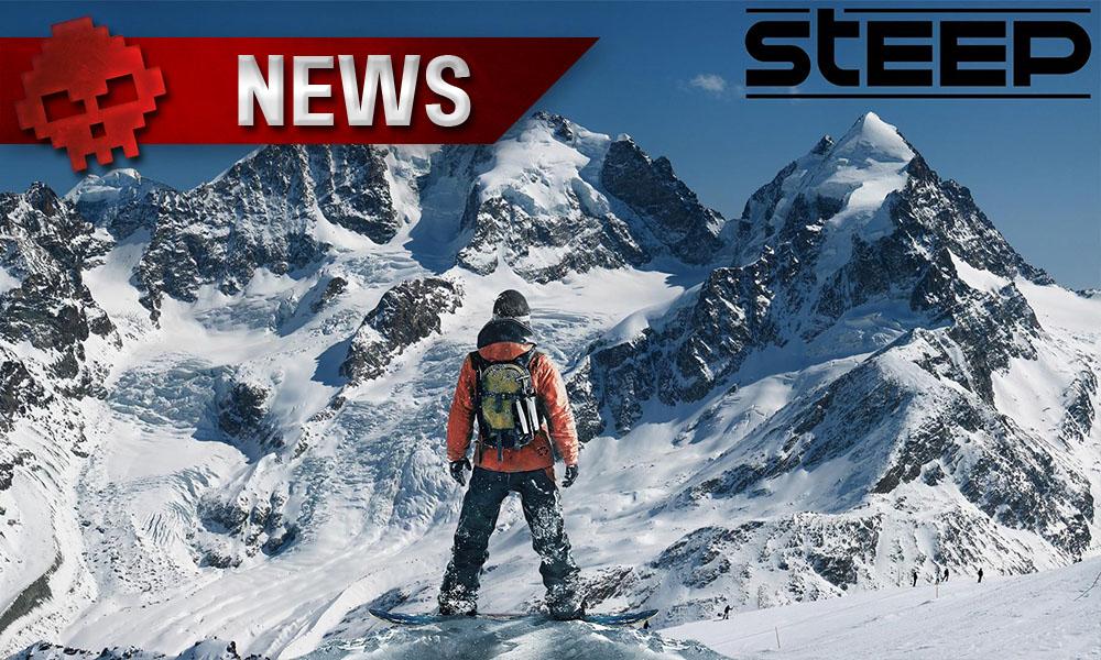 Steep - Pas de version presse avant la sortie du jeu