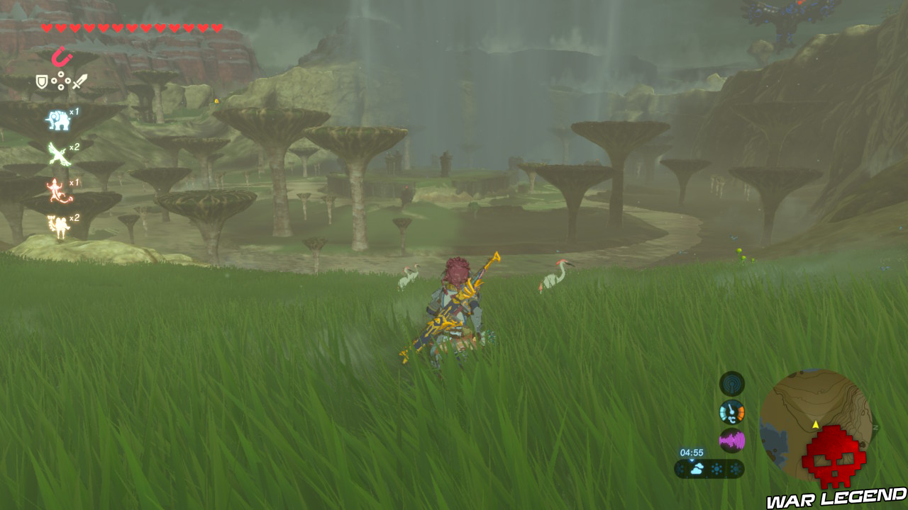 Soluce The Legend of Zelda: Breath of the Wild - Sanctuaires des Collines
