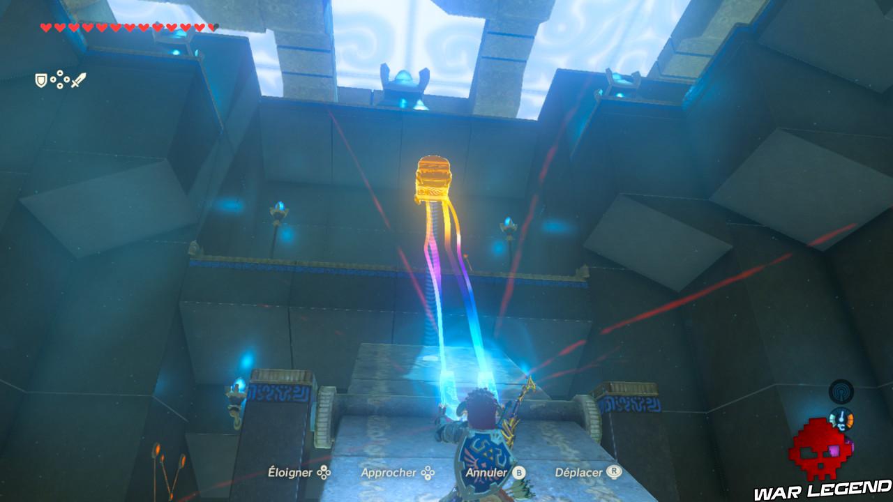 Soluce The Legend of Zelda: Breath of the Wild - Sanctuaires de Firone