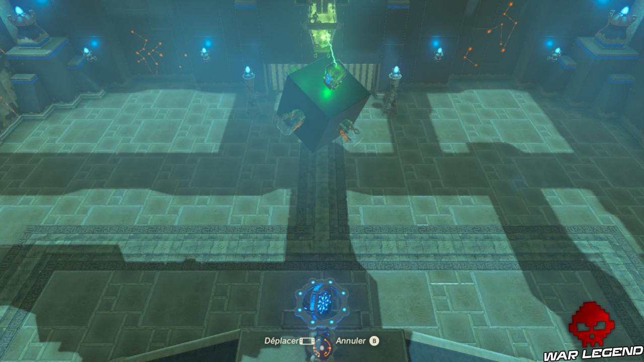 Soluce The Legend of Zelda: Breath of the Wild - Sanctuaires de Gerudo