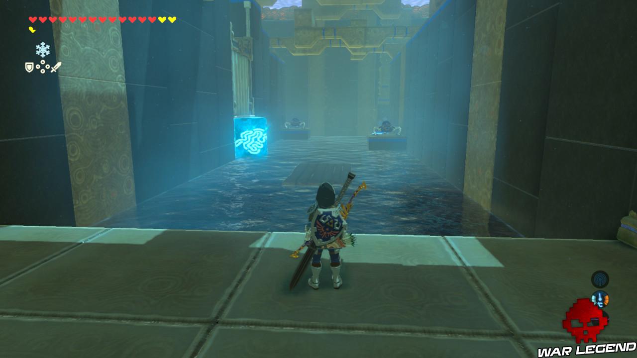 Soluce The Legend of Zelda: Breath of the Wild - Sanctuaires de Lanelle