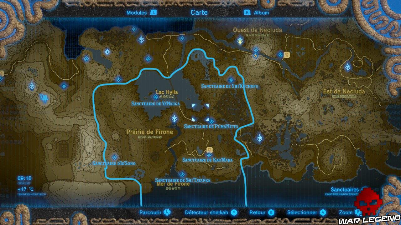 Soluce The Legend of Zelda: Breath of the Wild