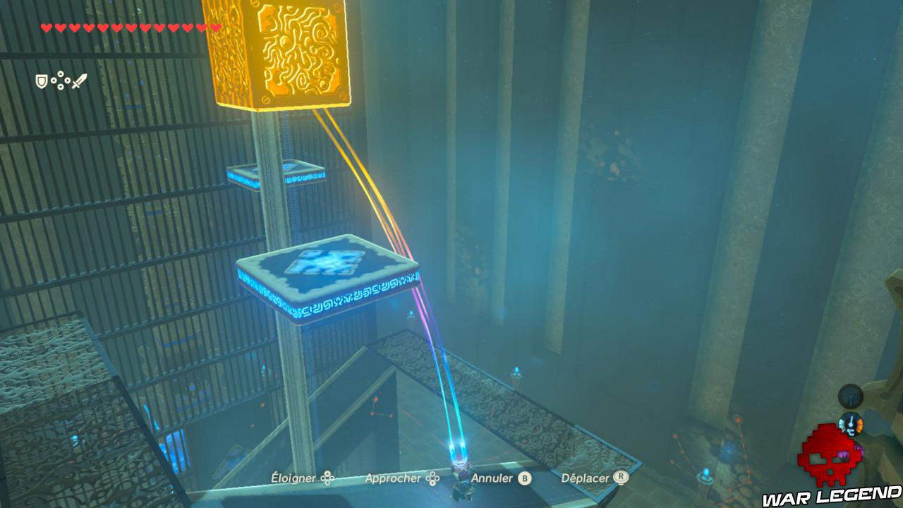 Soluce The Legend of Zelda: Breath of the Wild - Sanctuaires d'Hébra