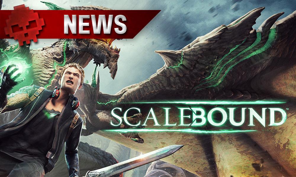 Scalebound - Le jeu est annulé scalebound homme et dragon