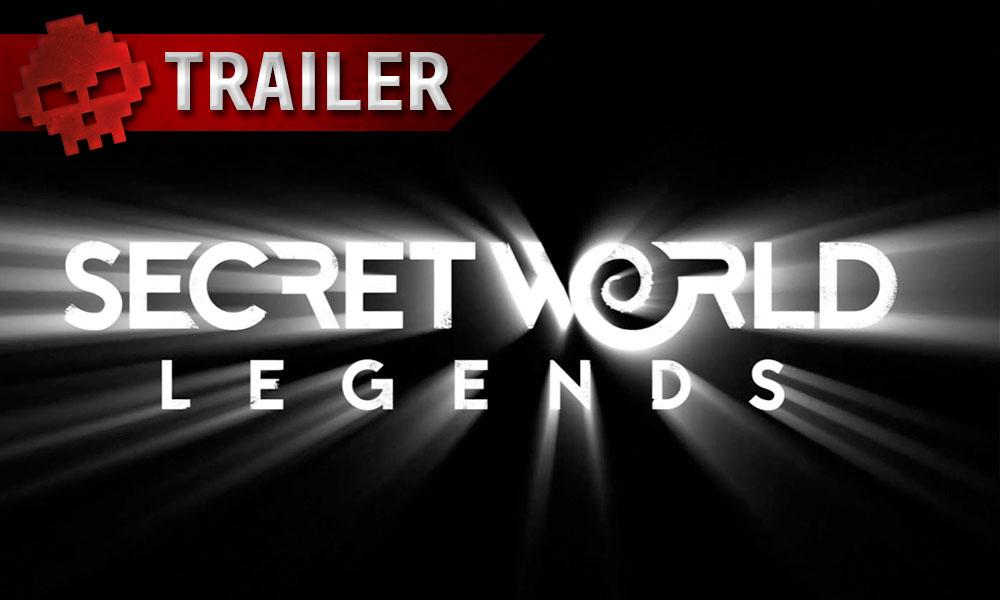 Secret World Legends - Le MMORPG trouve sa date de sortie avec un trailer - Logo