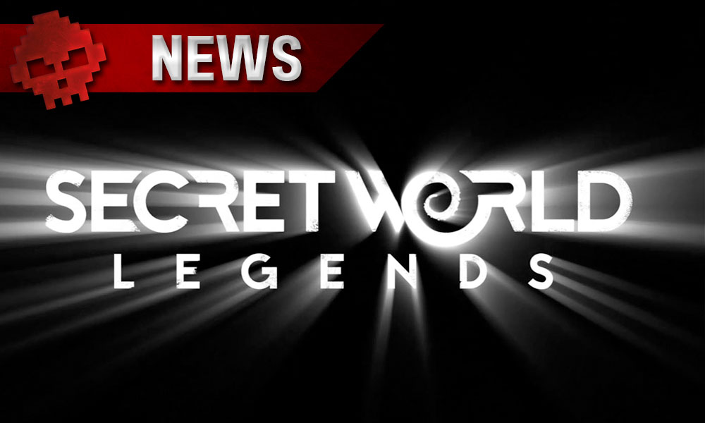 Secret World Legends - Le MMORPG trouve sa date de sortie avec un trailer - Logo