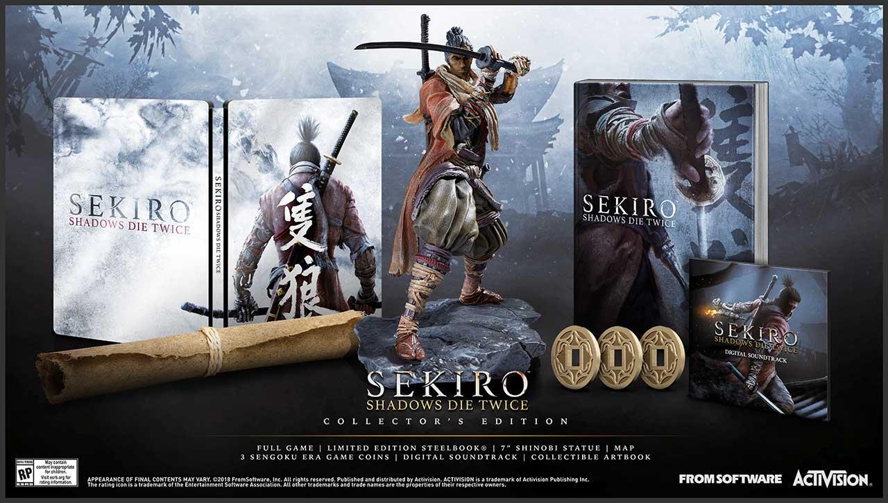 Sekiro collector