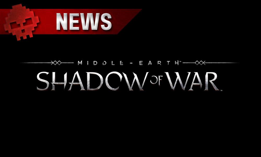 La Terre du Milieu : L'Ombre de la Guerre - Vous ne pourrez pas retenter les missions ratées - Logo