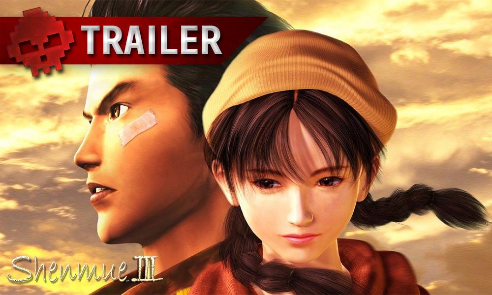 vignette trailer Shenmue 3