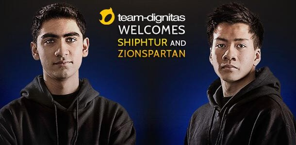 Shiphtur and ZionSpartan