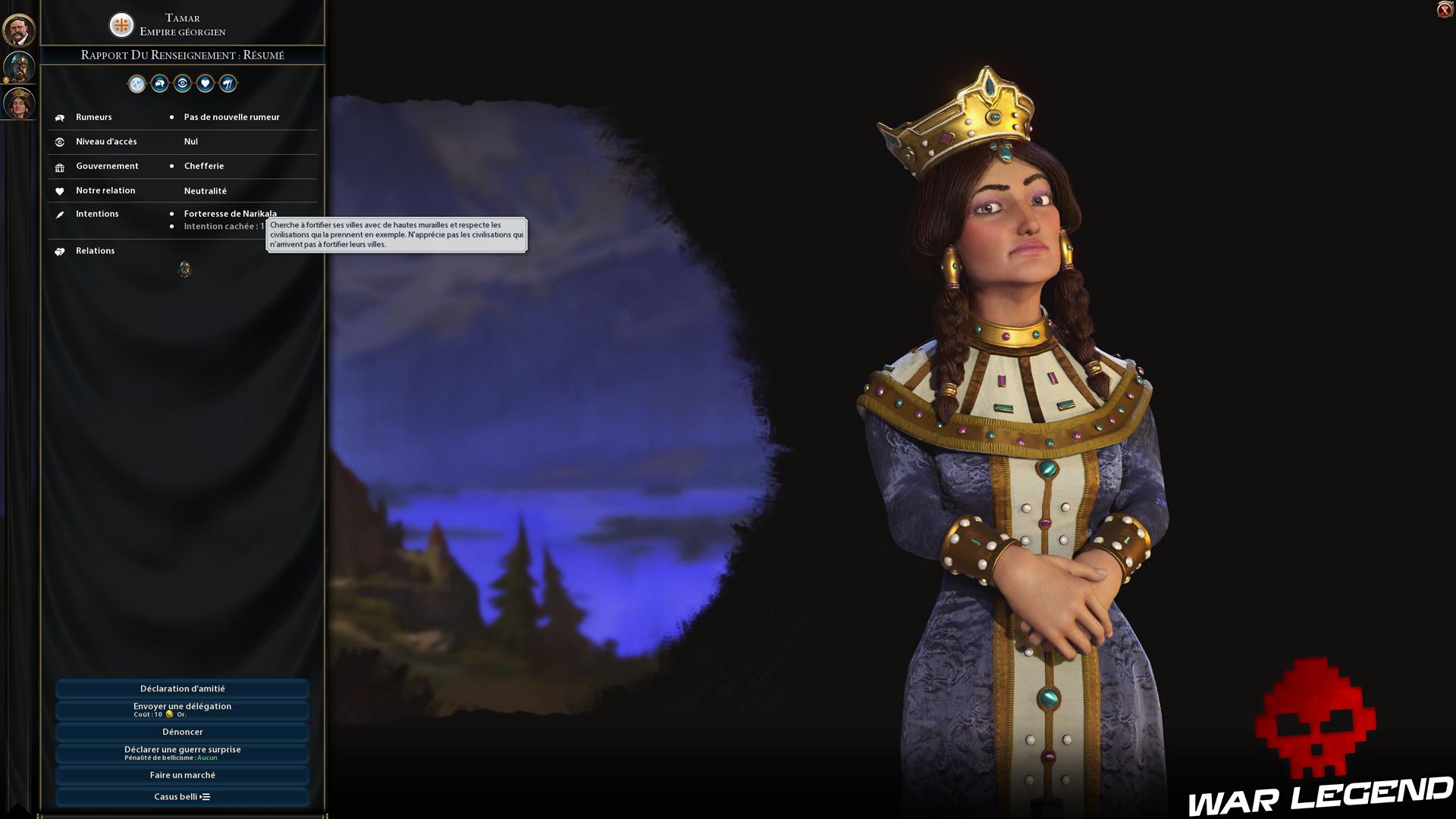 Tamar, reine de Georgie