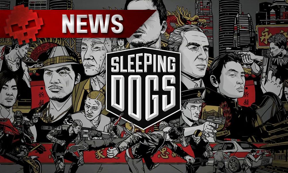 Sleeping Dogs - Une adaptation cinématographique est prévue Logo et personnages emblématiques du jeu