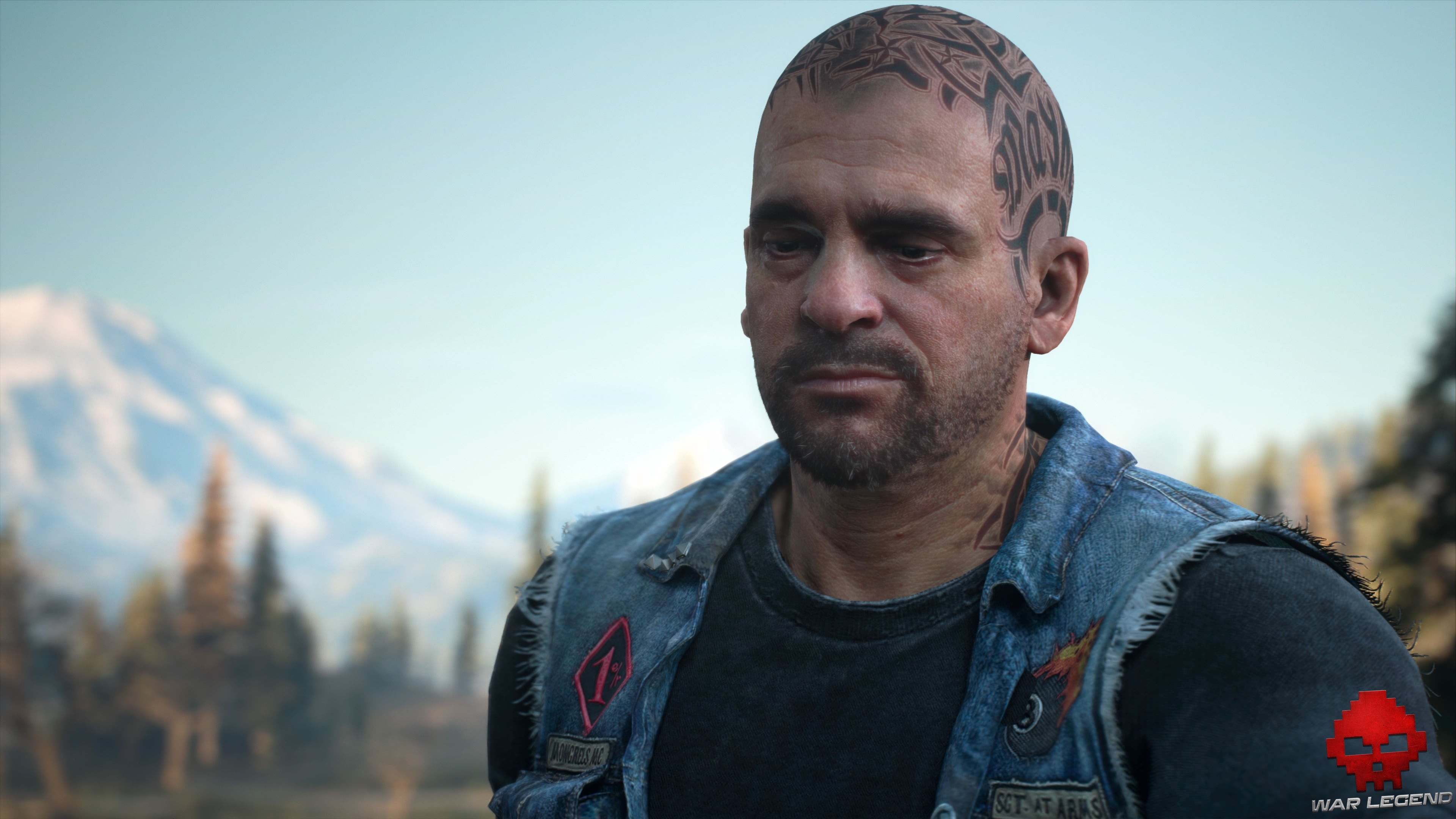 Test Days Gone - Boozer