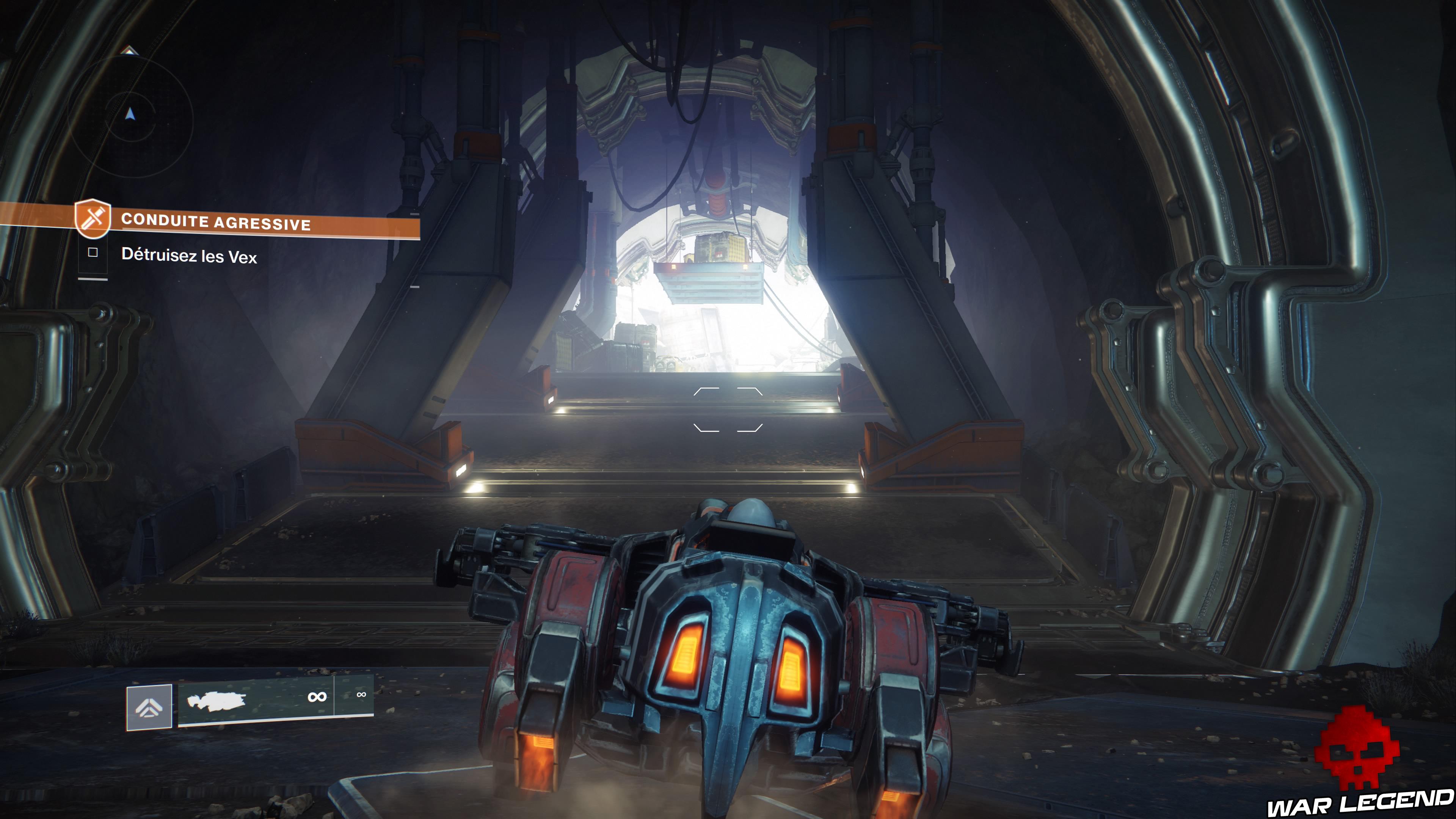 Soluce Destiny 2 - Conduite Agressive (Aventure)