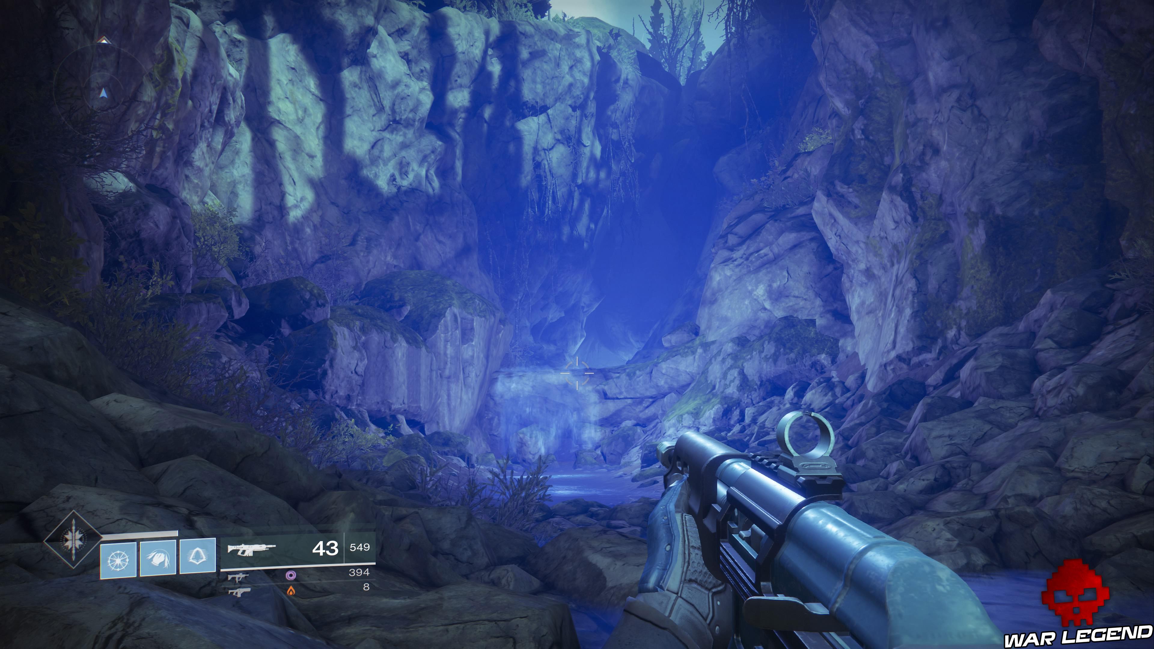 Soluce Destiny 2 - Fragment du voyageur (Quête de Doctrine - ZME)