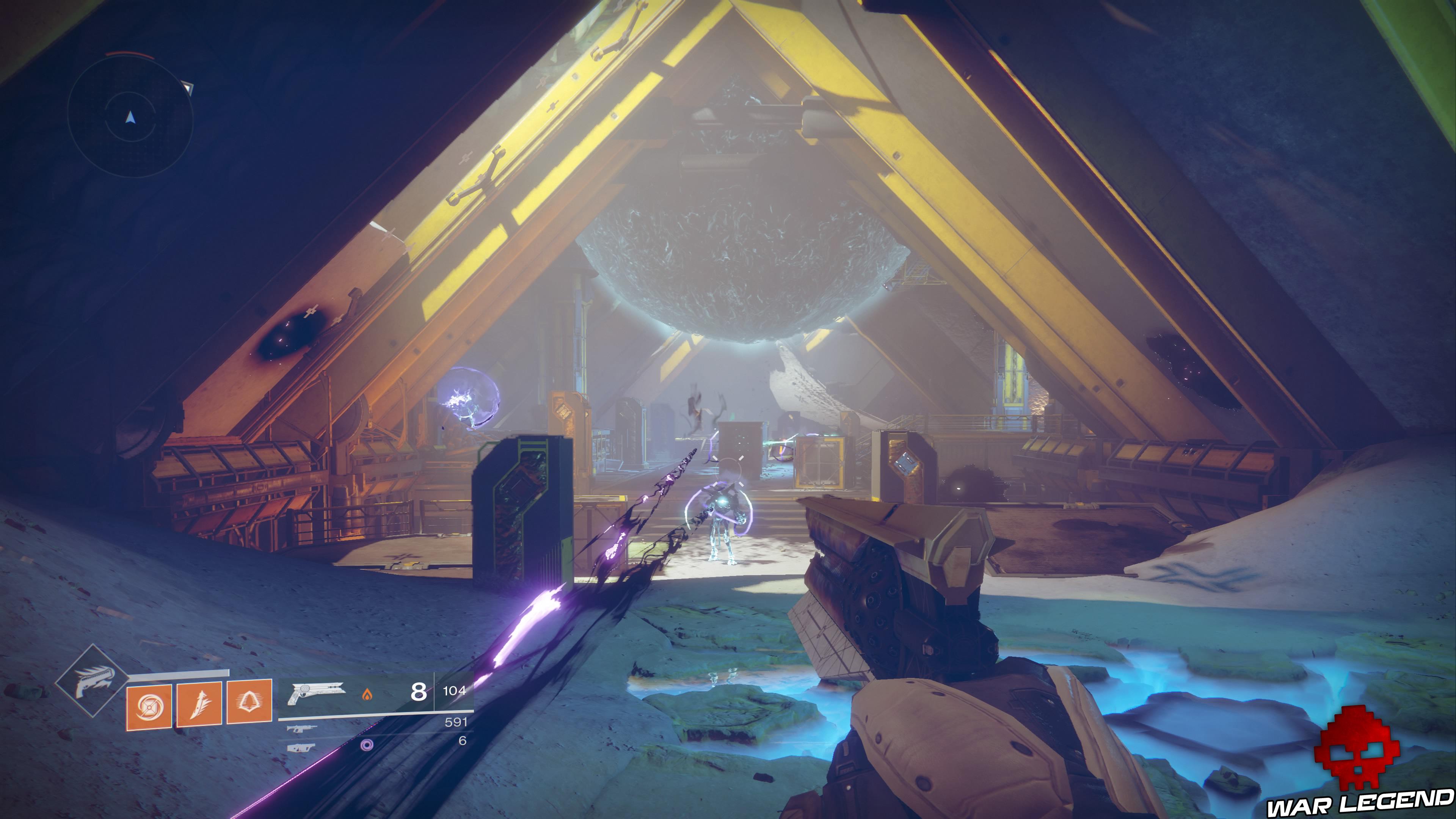Soluce Destiny 2 - Fureur