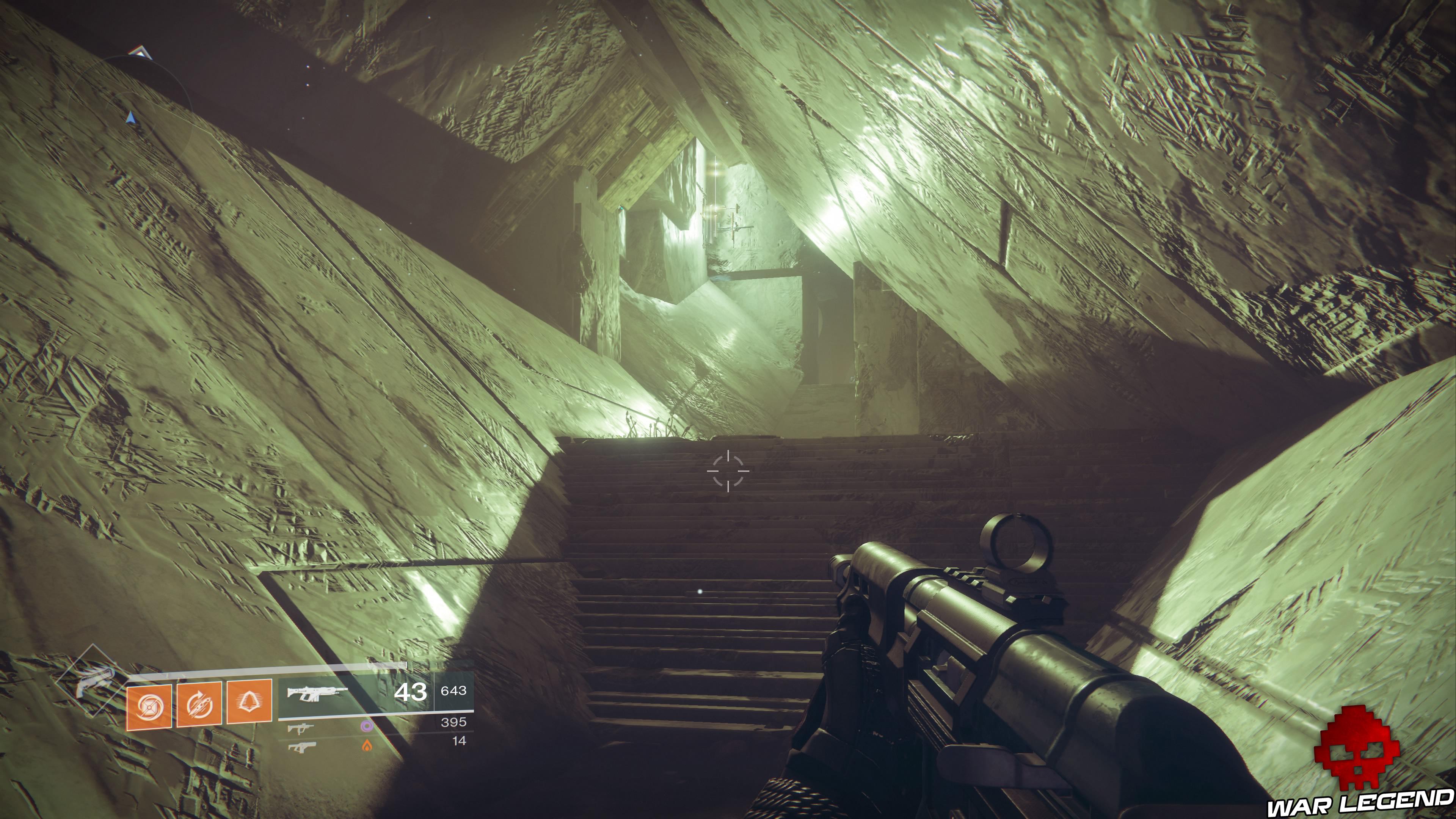Soluce Destiny 2 - Six