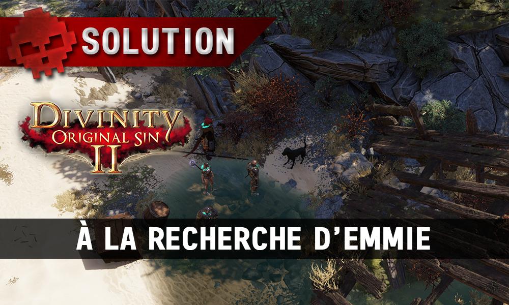 Soluce Divinity: Original Sin 2 - À la Recherche d'Emmie