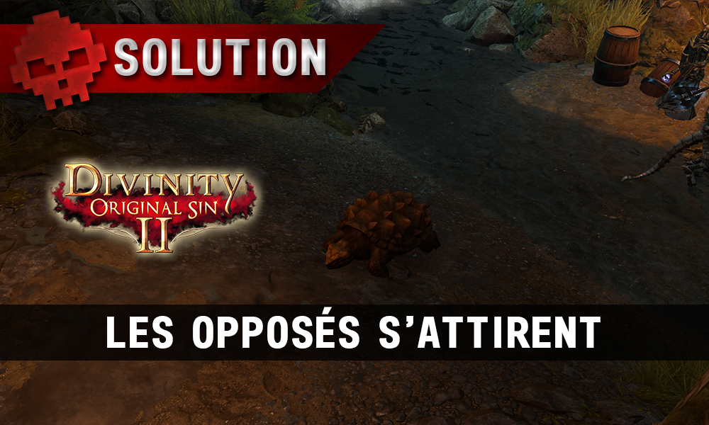 Soluce Divinity: Original Sin 2 - Les Opposés s'Attirent