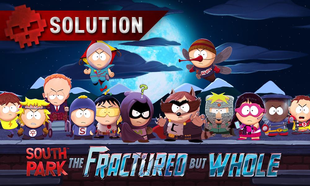 Soluce South Park : L'Annale du Destin
