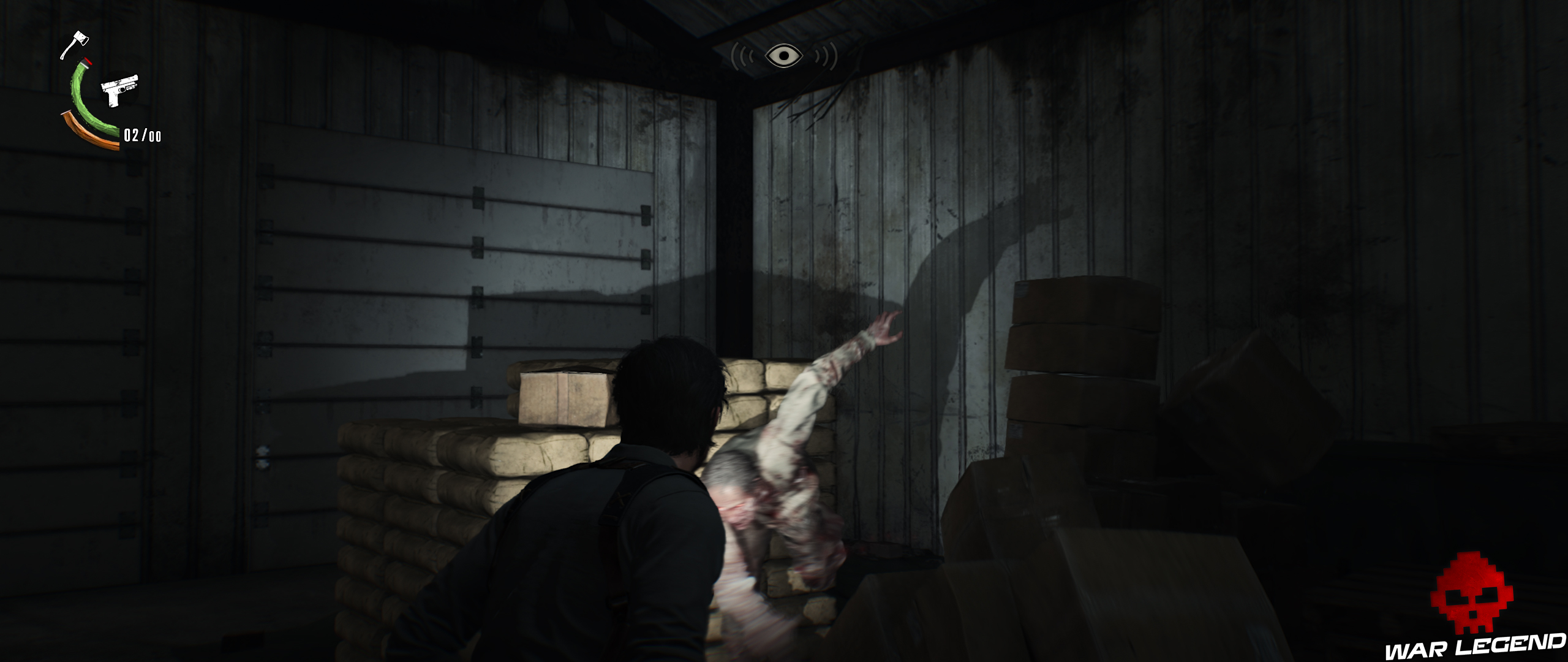 Test The Evil Within 2