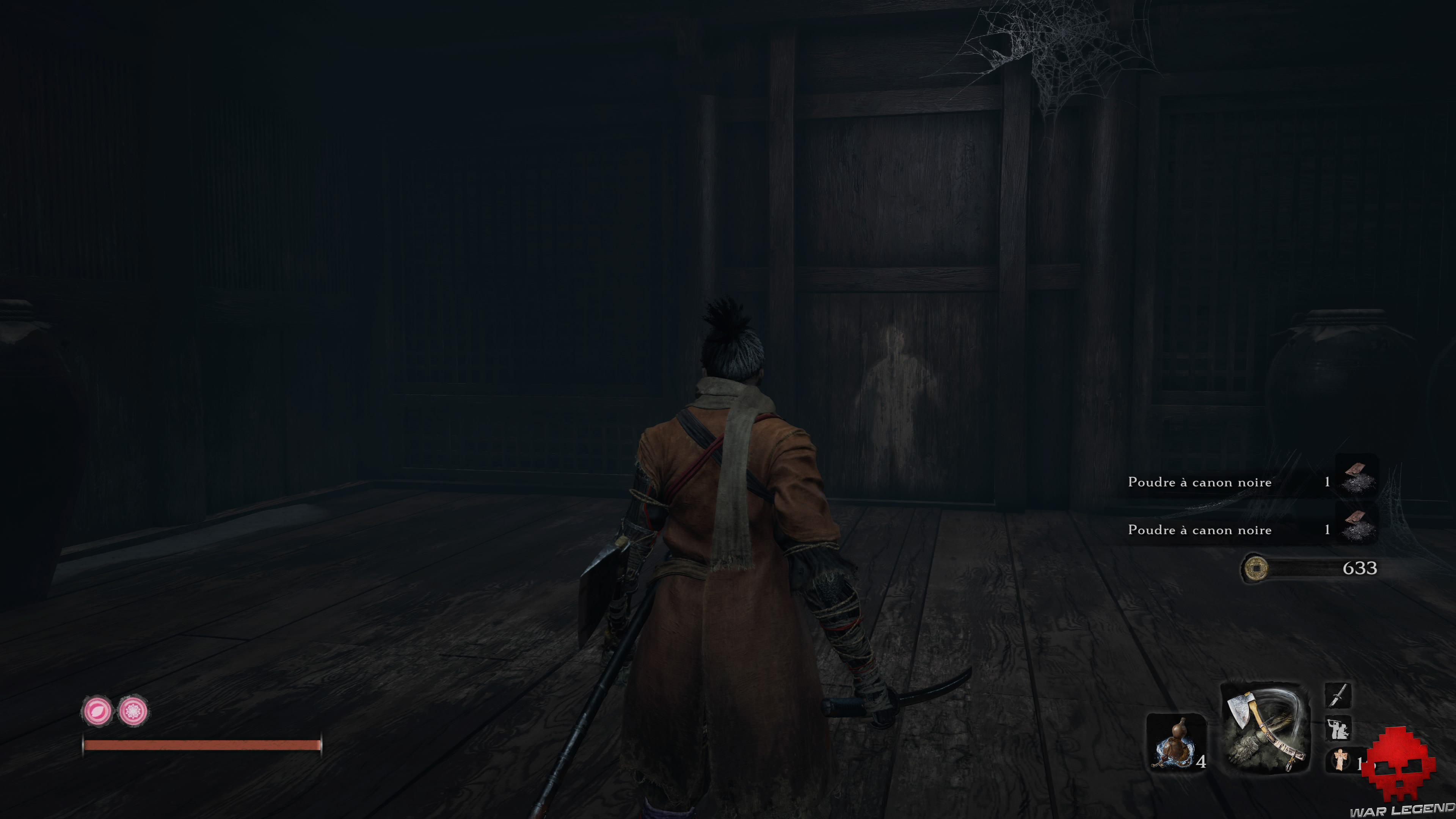 Soluce Sekiro temple senpo mont kongo passage secret