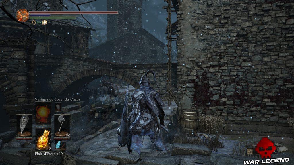Solution Dark Souls 3 Ashes of Ariandel Partie 2