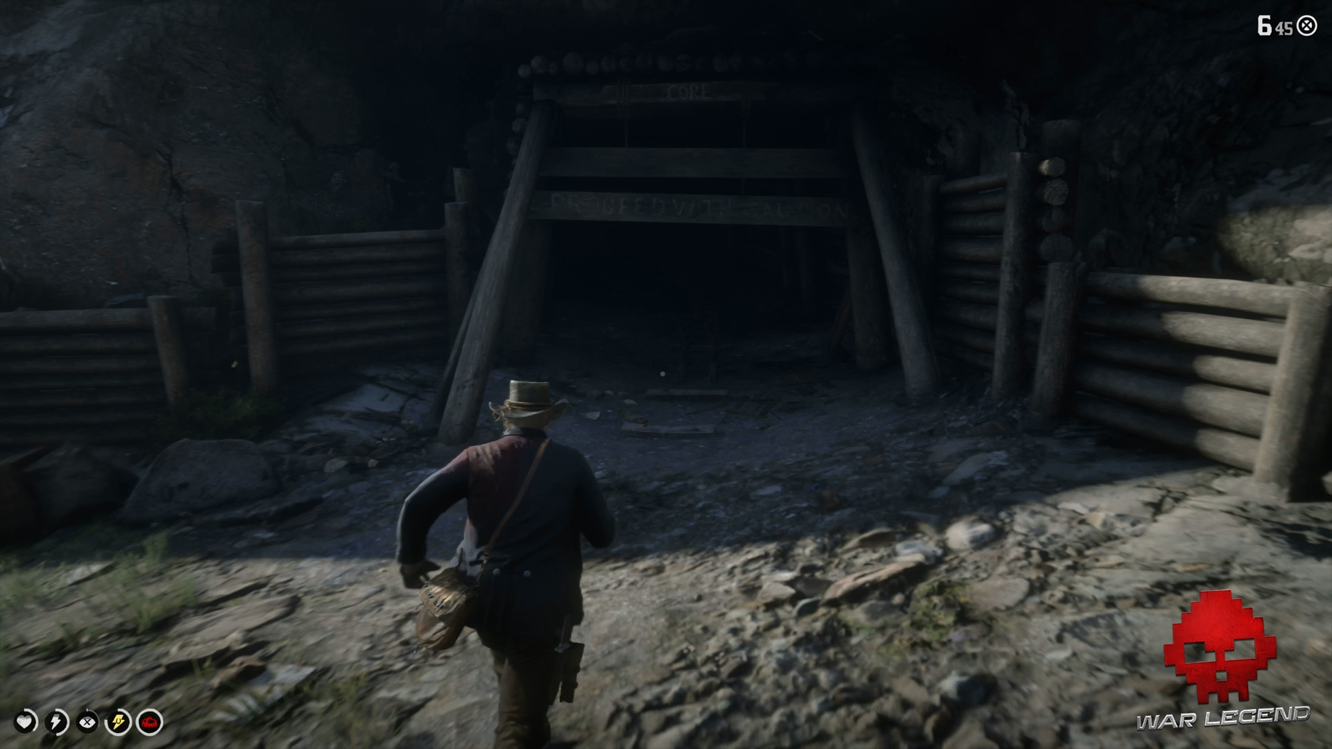 Soluce Red Dead Redemption 2 Joshua Brown Mine abandonnée au nord de Strawberry