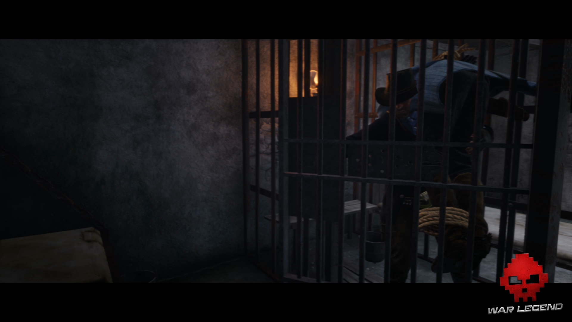 Soluce Red Dead Redemption 2 Joshua Brown Arthur met Joshua Brown en cellule
