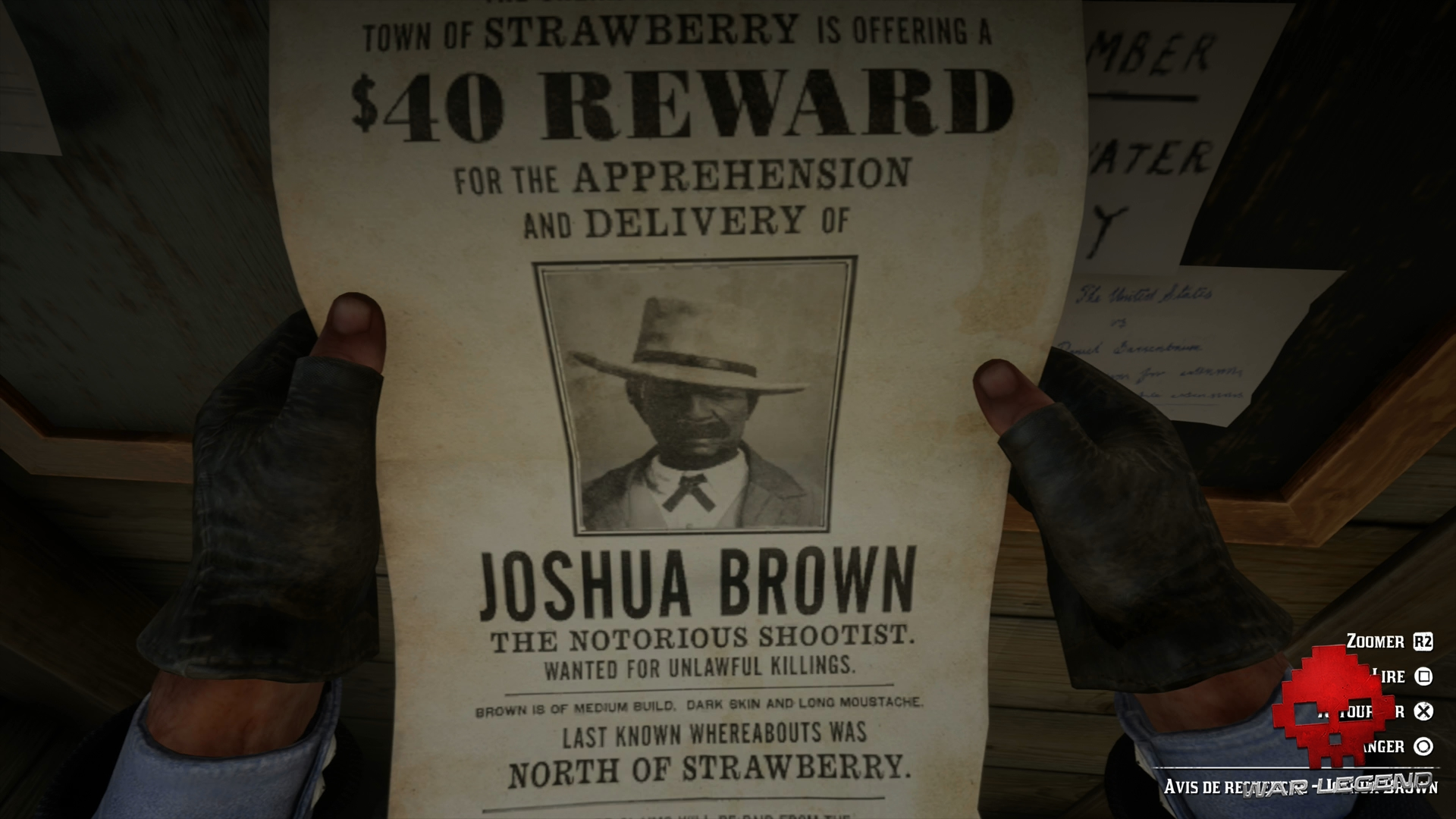 Soluce red dead redemption 2 joshua brown