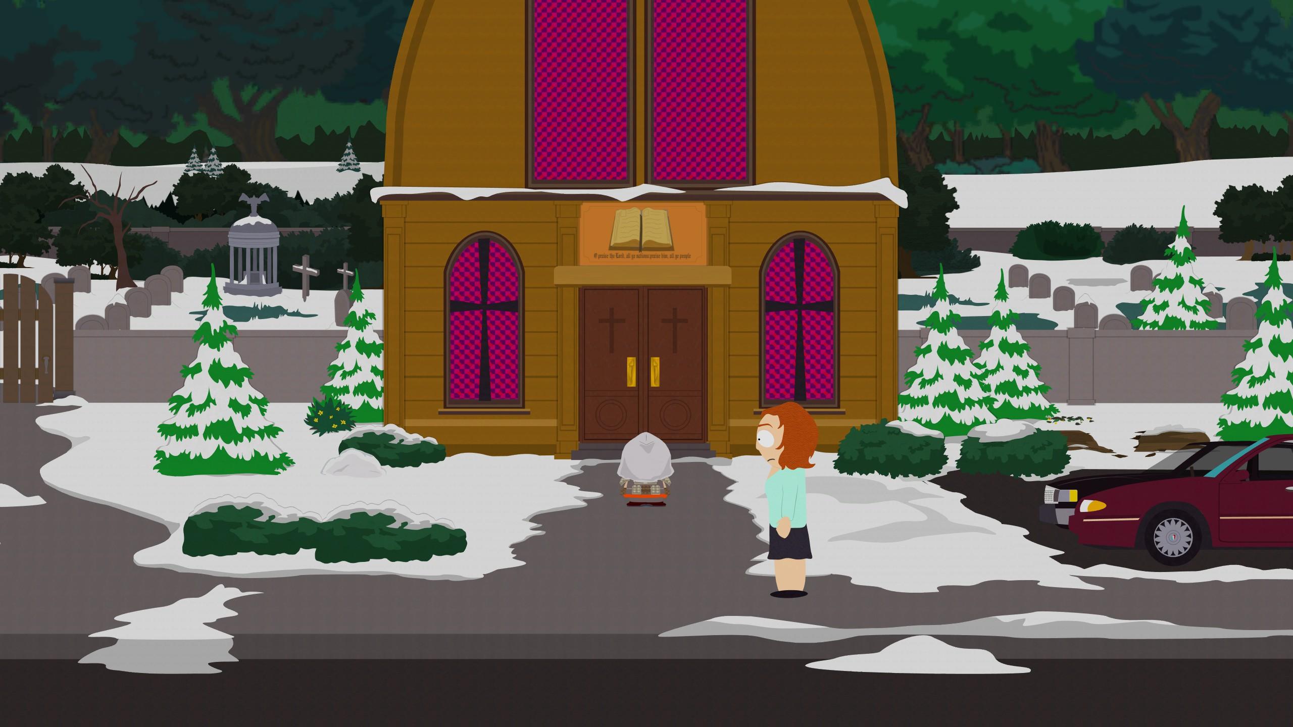 Soluce South Park: L'Annale du destin - Touché par la foi