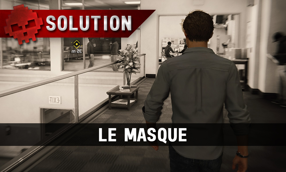 Vignette solution spider-man le masque peter parker au F.E.A.S.T.