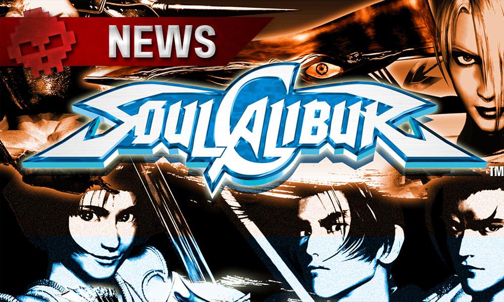 Soul Calibur - Les 20 ans de la série se préparent Personnages du jeu