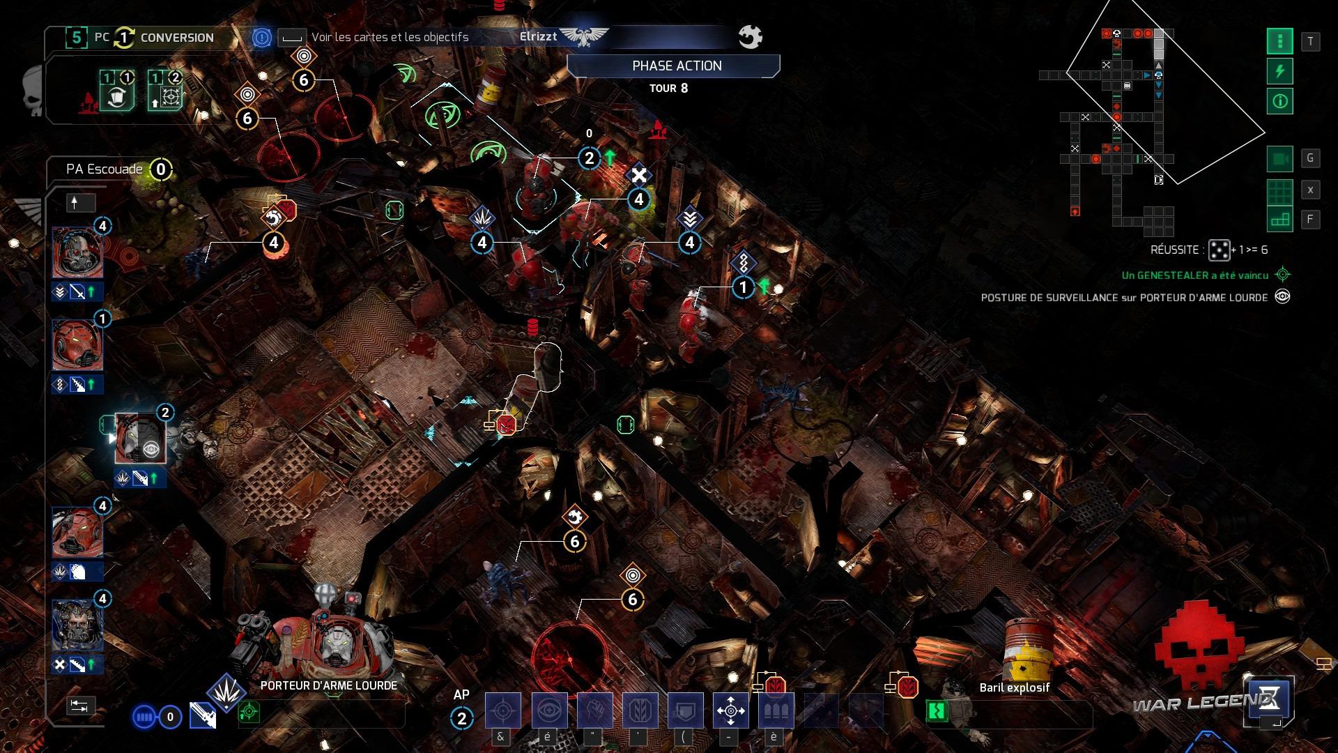 Matchmaking multijoueur XCom
