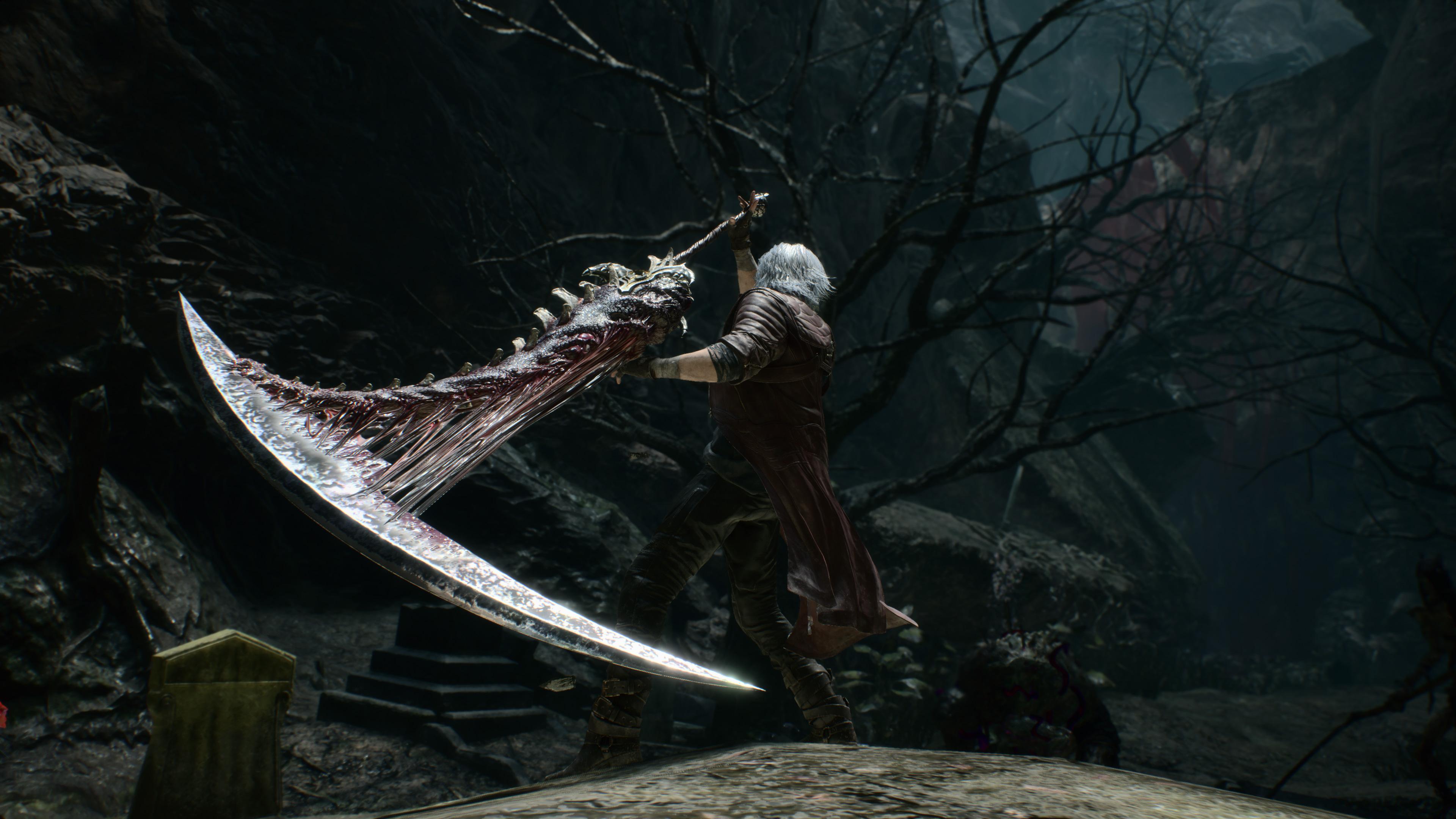 Dante manie Sparda