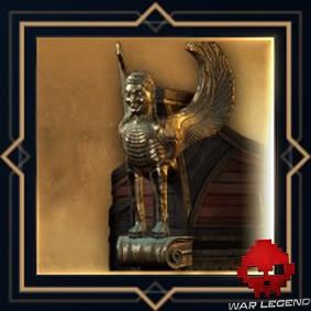 Figure de proue Sphinx