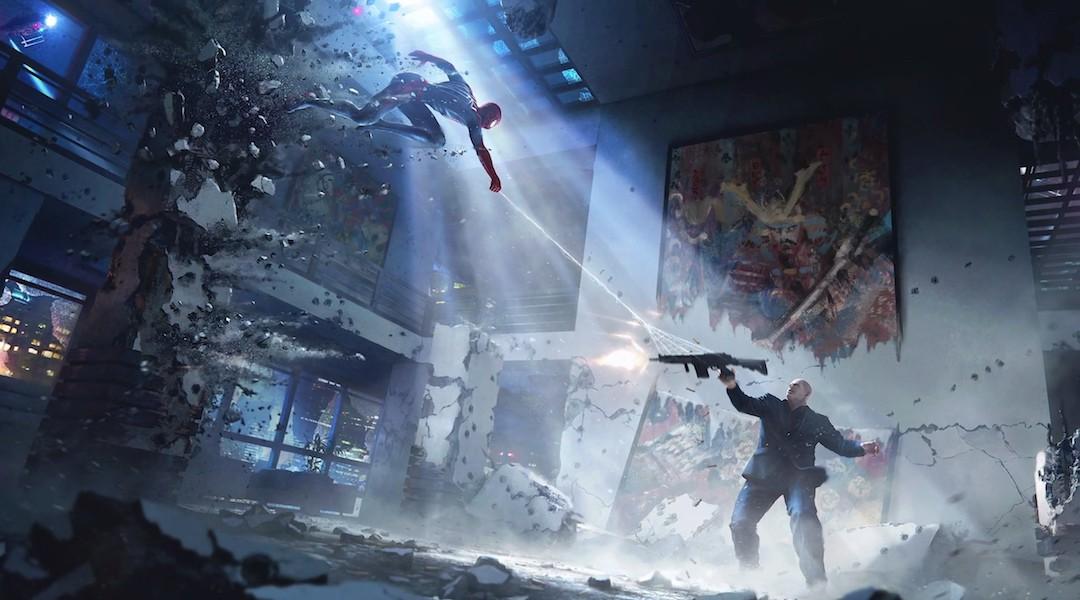Spider-Man PS4 Kingpin